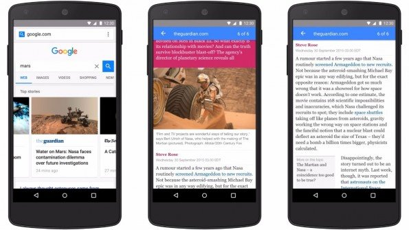 AMP –  Accelerated Mobile Pages in der Praxis